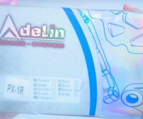 Dio Z4 – ADELIN radial braking lever